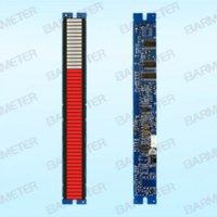 VU150P-14712S analog vu meter - 50seg mm LED Bargraph Module Used in Audio VU amp PPM Average Peak Analog Level Meter led bar graph display
