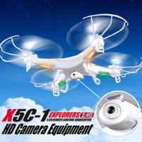 Wholesale LAMASTON Remote Control Quadcopter Drone UFO Ghz CH Axis Gyro RC Quadcopter With HD Camera