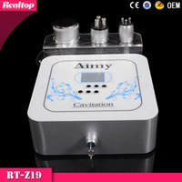 Wholesale More Popular Portable Ultrasound Cavitation RF Radio Frequency Reduce Weight Body Slimming Machine For Home Use Body Shape Beauty