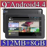 Wholesale 9 quot inch build in flashlight Google Android Allwinner A33 Tablet PC bluetooth support Quad Core WiFi DUAL CAMERA B PB