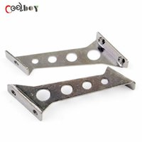 car spoiler - Remote Control Parts Accs RC On Road Racing Model Car Rear Tail Spoiler Alum Stand Arm mm