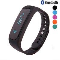 better health - TI2541 chip Smart Wristband Smartband Waterproof IP57 Bluetooth Health Fitness Tracker support Pedometer Sports better than H8 Smart Band