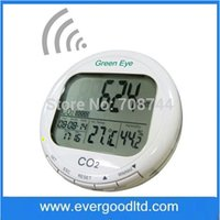 Wholesale AZ Indoor Air Quality Meter Desktop CO2 Carbon Dioxide Temperature Relative Humidity Logger Gas Analyzers AZ