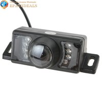 Wholesale Waterproof Night Vision Auto Car Rear View Camera Vehicle Rearview Reverse Camera for Security Backup Parking with IR Lights