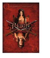 Wholesale Reign Season disc US Version Region Boxset New