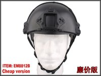 Wholesale Chinese factories Cheap version FAST Helmet wargame gear Cycling Helmets MH TYPE Economy Version low price