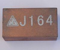 Wholesale High Quality J164 copper graphite carbon block