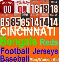 bengals jerseys cheap - New American Football Baseball AJ Green Jersey Women Tyler Eifert Jersey Cheap Authentic Sports Jerseys China Bengals Jersey Kid