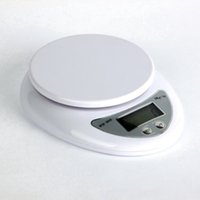 Wholesale 1Pc Digital Kitchen food Scales kg g Weight Balance Food Diet Postal Scale Brand New