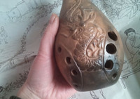Wholesale F tone full of Xun ancient Ocarina flute music instrument good sound gift F right