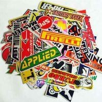 arc racing - 10XCar styling doodle brand stickers team Racing JDM ABT Sportling Anto Parts ARC MITISUBISHI METALTEK PJ1 Car Styling Decal