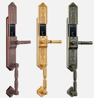 Wholesale F252 electronic locks for doors keypad door lock combination padlock electronic door lock Biometric fingerprint lock Intelligent door lock