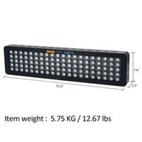Wholesale Marshydro W LED Aquarium Light Dimmable Full Spectrum bulb Reef Coral Marine SPS LPS led lamp