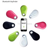 Wholesale smart finder Wireless bluetooth tracer gps locator tag Anti lost alarm wallet key pet tracker selfie for iPhone Android bluetooth keyfinder