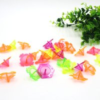 Wholesale new Classic retro plastic toy beyblade gyro multicolor spinning top kids toys entertainment Unisex