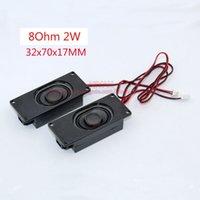 advertising speakers - W Watt Ohms R MM Multimedia Speaker For Advertising Machine With Wire Embedded Mini Box Speaker