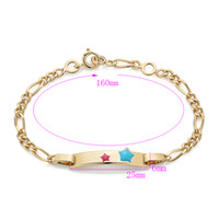 baby bangle heart bracelet - ashion Jewelry Bracelets k Gold Plated Baby Bracelets amp Bangles For Children Bracelet Heart Pattern Baby Products Kids Jewelry Free