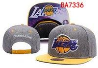 angeles crochet - price Los Angeles napback Caps Adjustable Basketball Snap Back Hats Black Hip Hop Snapbacks High Quality Players Sports