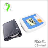 Upper Arm blood pressure technology - Intelligent Technology LCD Fully Automatic Digital Upper Arm Blood Pressure Monitor Sphygmomanometer