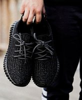 Wholesale Y Boost Original Quality Kanye West Y Low Sneakers Running Shoes for Men Women Oxford Tan Moonrock Pirate Black Sport Athletic Shoes