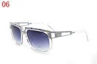 authentic designer eyeglasses - Sun Glasses Hot Crystal Eyeglasses Authentic Men Polarized Brand Uv400 Women Vintage Men Designer Sunglasses Oculos De Sol