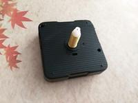 Wholesale MM Shaft Sets Silent Quartz Clock Movement Mechanism Accessories Spindle Mechanism