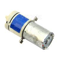 Wholesale 2016 New Arrival DC12V Mini Air Pump Aquarium Fish Water Oxygen Tank Electronic Sphygmomanometer High Quality