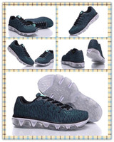 Wholesale Cheap cheaper K running shoes Fashion men s Sneakers Walking Boots Sports Tailwind Dark Blue Green Athletic Max Shoes