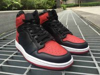 silk stretch satin - Drop Shipping Retro OG High Banned Bred For Men Basketball Sport Shoes Ship ships out within days With Box