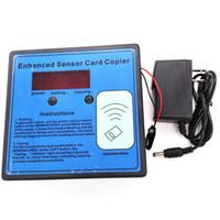 Wholesale Factory Outlet Access Parking Member ID EM Electric Door Enhanced Sensor Card Copy Duplicators Access Control Card Reader Copier Writer