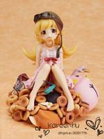 bakemonogatari box - Dragon Ball Patrulla Canina Toys Juguetes Good Smile Bakemonogatari Oshino Shinobu Scale Pvc Action Figure Toy New In Box
