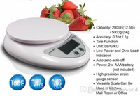 Wholesale g kg x g Household Scales Digital Electronic Kitchen Weighing Scale Diet Food Balance