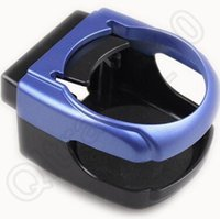 Wholesale 1200pcs CCA3699 High Quality Folding Car Cup Holder Car Outlet Drink Holder Multifunctional Drink Holders Auto Supply Car Vehicle Bottle Cup