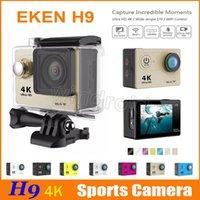 EKEN H9 Ultra HD 4K vidéo 170 degrés grand angle de sport action caméra 2