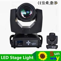 beam light fixture - Stage Lighting DJ Disco light Fixtures Dual Rotation Prism Touch Screen With Flycase R W Moving Head Beam Light