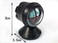 Wholesale New Car Vehicle Inclinometer Gradient Balancer Table Angle Slope Level Meter Finder Tool order lt no track