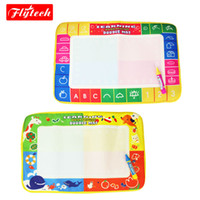 Wholesale types x29cm Modern Educational Magic Doodle Water Drawing Mat Drawing Board Baby Crawling Game Rug