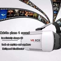 Wholesale Hot Fashionable ABS VR Glasses for Adults with High Grade Cotton UP Universal High Quality Smart Glasses Design VR1