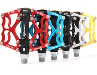 bicycle spindles - Bicycle Ultralight g Pedals Aluminum Body Axle quot Cr Mo Spindle Cycling Seald Bearing Pedal size mm