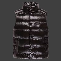 Wholesale M55 French Brand anorak men winter vest High Quality Warm Plus Size Man Down and parka anorak vest