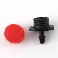 adjustable flow valve - Adjustable Garden Irrigation Misting Micro Flow Dripper Head Drip System On quot Barb watering