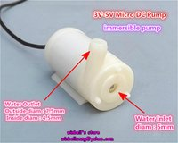 air lift water pump - Super mute immersible micro DC pump V V cooling water pump for computer pump lift m