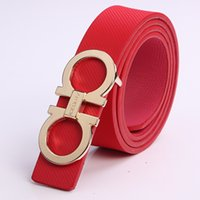 belts - 2016 Hot Sale Luxury brand Alloy Buckle cm Standard Men Jeans Belts Women Metal Mens Designer belts Automatic Buckle