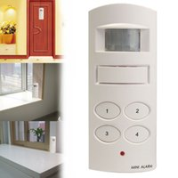 Wholesale Home Door Alarm Wireless Sensor Security Alert System Programmable with Keypad