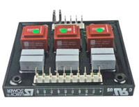 alternator regulator voltage - Original Automatic Voltage Regulator Leroy Somer Generator AVR R731 for three phase brushless generator alternator parts