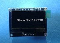 Wholesale inches OLED digital DC voltmeter ammeter V voltmeter ammeter