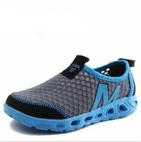 Wholesale Summer Slip On Children Shoes Breathable Shoes Sneakers Lightweight Girls Boys Sport Running Shoes Casual Walking Sneakers