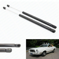arm motors - 2pcs set car Fits for American Motors Spirit Ford Mustang II Rear Hatch Gas Lift Supports Struts Prop Arm Shocks