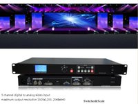 Wholesale LED screen video processor LVP605 LVP605s LVP068 LVP820 big screen processor video processor screen splicer video switcher KVM