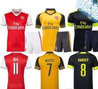 arsenal goalkeeper kit - Top Quality Arsenal jerseys kit Away home RD goalkeeper Jersey WILSHERE OZIL WALCOTT RAMSEY ALEXIS shirt